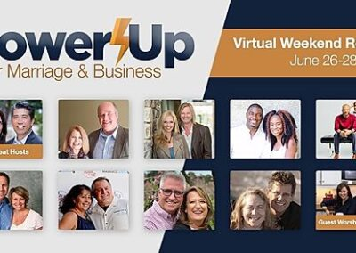 Power Up Couples Summit