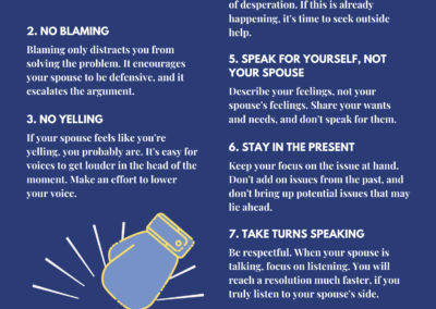 8 Rules for Fair Fighting