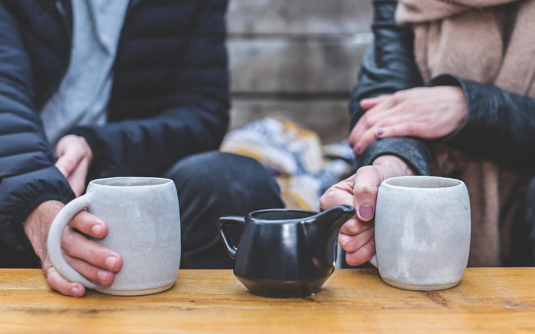 Taking the Time to Connect during Stressful Times