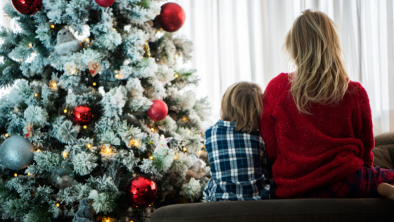 5 Ways for Moms to De-Stress this Christmas